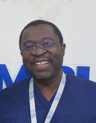 Dr. Eton Bvuma