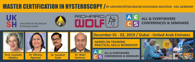 Master Class in Hysteroscopy