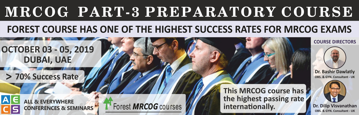 MRCOG Part 3 Preparatory Course