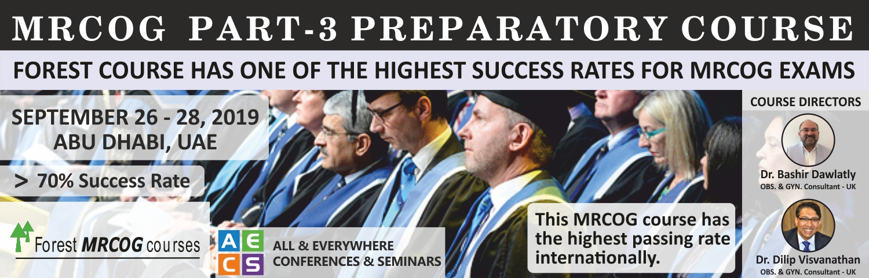 MRCOG Part 3 Preparatory Course