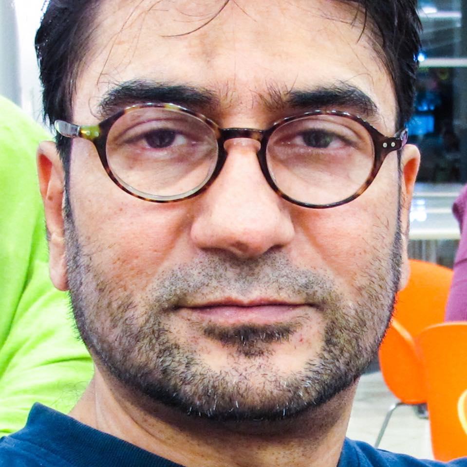 Dr. Nadeem F. Zuberi