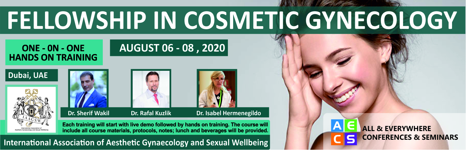 Fellowship in Cosmetic Gynecology