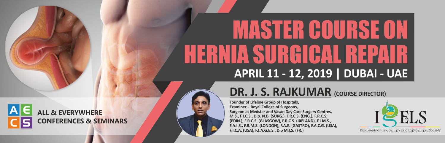 Master Course on Hernia Surgical Repair
