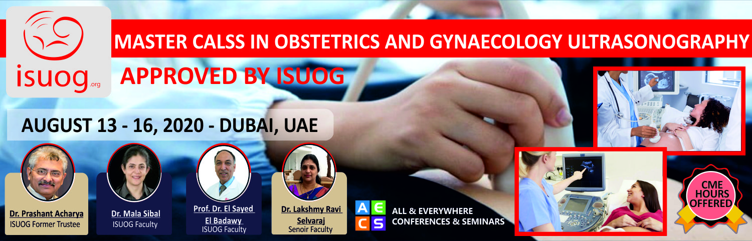 Master class in Obstetrics and Gynaecology Ultrasonography