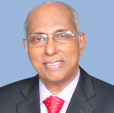 Dr. V. P. Paily