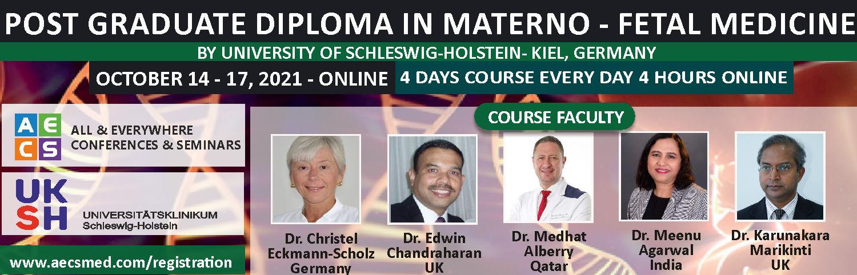 Post Graduate Diploma in Materno - Fetal Medicine