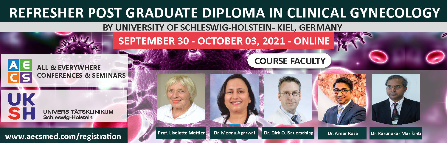 Refresher Post Graduate Diploma in Clinical Gynecology